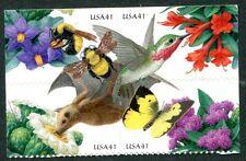 UNITED STATES 2007.  HUMMINGBIRD - BAT - BUTTERFLIES - FLOWERS - BIRDS MINT SET!