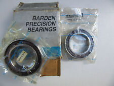 Barden Precision Bearings 113HDM Set Of 2