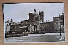Vintage Walter Scott Postcard of The Royal Baths postally used 1933