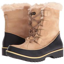 JBU Mendocino Tan Brown Winter Snow Boot Womens Size 6