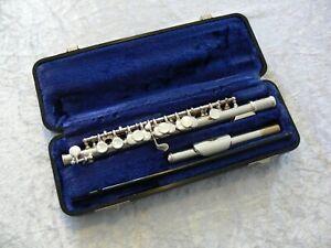 C Key Piccoloflöte// Piccolo  Set inkl. Koffer und Zubehör