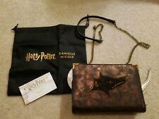 NWT Danielle Nicole Harry Potter Tom Riddle Diary Crossbody Horcrux Purse Bag