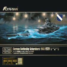 Flyhawk 1/700 1148S German Battleship Scharnhorst 1943