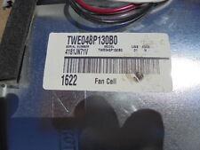 condenser motor,trane blower TWE048P130B0,air handler, 208-240 volts 1 phase