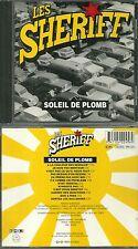 RARE / CD - LES SHERIFF : SOLEIL DE PLOMB / COMME NEUF