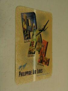 Philippine Airlines Label/Sticker 7/30/21