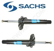 BMW E46 325i 325Ci 330i Sport Pair Set Of Front Left & Right Struts OEM Sachs
