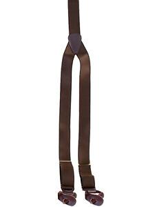 Scully Rangewear Men's French Satin Suspenders RW040FS