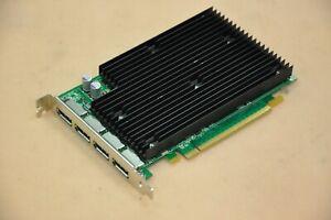 PNY VCQ450NVS-X16 PCI-e NVIDIA Quadro NVS 450 Graphics Video Card 512MB RAM