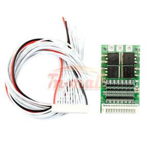 25A Adjustable BMS 7S 8S 9S 10S 11S 12S 13S 3.6V 18650 Li-Ion Battery PCM Board