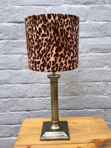 Leopard Print  20cm Lamp or Ceiling Shade