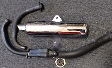 HYOSUNG GT250 COMET FULL EXHAUST SYSTEM HEADERS PIPE MUFFLER