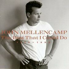 Best That I Could Do - John Mellencamp (1997, CD NIEUW) Hdcd