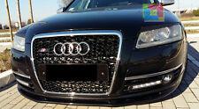 Spoiler sotto paraurti anteriori Audi A6 C6 4F tuning s6 sline