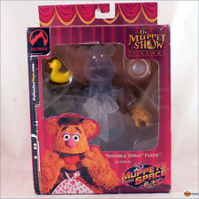 Muppet Show Palisades Invisible Spray Fozzie SDCC Comic Con Exclusive 2002 worn