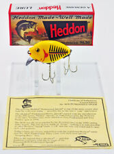 Heddon Punkinseed 1St Quality 9630 Xywbr-Yellow & Black Shore
