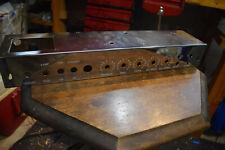 Weber Tweed Bandmaster, Pro or Super amp chassis Chromed