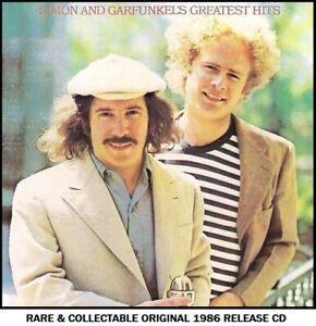 Simon & Garfunkel - Very Best Greatest Hits Collection - RARE 60's 70's Folk CD