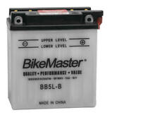 BikeMaster Battery BB5L-B #EDTM225LB fits Honda C70 Passport 1982-1983