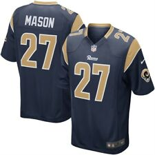 Nike NFL Youth St. Louis Rams Tre Mason #27 Game Jersey