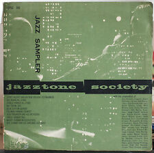 JAZZ SAMPLER JAZZTONE SOCIETY 	 LP N. 394