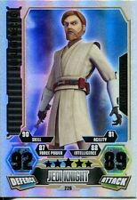 Star Wars Force Attax Series 3 Card #226 Obi Wan Kenobi