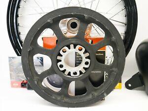 """OEM 01-07 Harley Davidson Softail 1 1/8"""" 70T Drive Belt Pulley Sprocket 40308-00"""