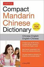 Tuttle Compact Mandarin Chinese Dictionary: Chinese-English / English-Chinese...
