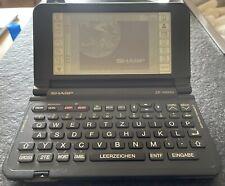 SHARP Zaurus ZR-5000G PDA Organizer