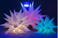 New Led Inflatable star party decor with led RGB inflatable decoration wedding Y