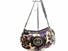 Kathy Van Zeeland Handbag Crown Princess Top Zip Multi NWT