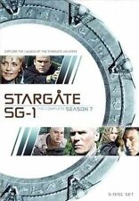Stargate SG 1 Season 7 Giftset 0027616152558 With Michael Shanks DVD Region 1