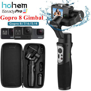 Hohem iSteady Pro 3 3-Axis Handheld Gimbal Stabilizer for GoPro 8 Action Camera