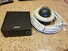 AXIS F41 Main Unit - and AXIS F4005-E Dome Sensor Unit * Used