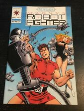 Vintage Magnus Robot Fighter#1 Incredible Condition 9.4(1992) Layton Cover!!