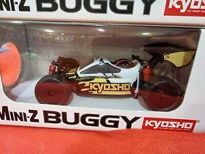 Kyosho MINI-Z Buggy Readyset INFERNO MP9 White/Black 32091WBK