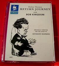 Dylan Thomas/Bob Kingdom Return Journey 2-Tape Audio Child's Christmas In Wales+