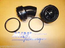 classic mini air demister eyeball direction vents & rings 70-94carb & kit cars