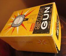 TESTED 30 DAY GUARANTEE Vintage KODAK Sun Gun Movie Light-Model 2 -Original Box
