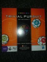 Hasbro Trivial Pursuit Board Game Bet You Know It