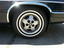 WHITEWALL TYRES 13 INCH S/T FORD XM XP ESCORT HOLDEN GEMINI TORANA EH HR HD EJ