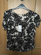 Papaya Floral Short Sleeve Other Women's Tops