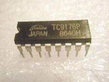 (x2pcs) TOSHIBA TC 9176P 16-PIN CMOS DIGITAL I.C. (H.E. ELECTRONIC VOLUME)