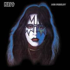 KISS ACE FREHLEY PICTURE DISC LP RUSSIA IMPORT ANTON FIG WILL LEE LETTERMAN BAND