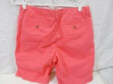 Kim rogers women's shorts size 12 pink