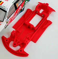 Chasis Block lineal completo Fabia WRC SCX  High Performance Mustang CB0028LV