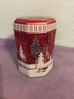2015 Musical Old Christmas Tree Sugar Cookie Tin