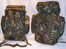NEW Military Mission Tactical MOLLE Survival Backpack - British DPM Woodlnd Camo