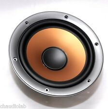 One New Pair (2 units) Tangent Millennium 6.5 inch Woofers 4 Ohms