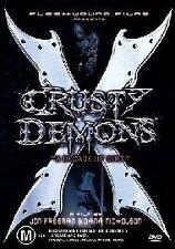 Crusty Demons X - A Decade Of Dirt - DVD Region 4 VG Condition